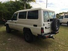 2002 Toyota LandCruiser Troopcarrier Cooloola Cove Gympie Area Preview