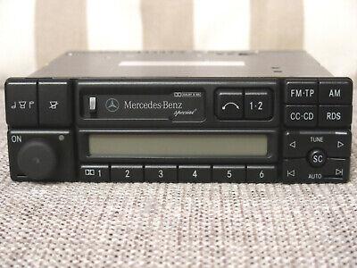 Autoradio Mercedes Special Becker BE 2210 wie NEU W202 W208 W210 R129 R170