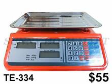 Kitchen Shop Electronic Digital Price Scale Weight Fruit Meat Veg Richlands Brisbane South West Preview