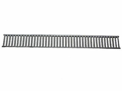 Aco Stegrost Stahl verzinkt 1 m für Aco Self Euroline