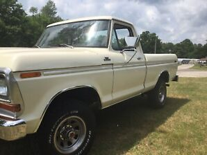 1979 Ford 4x4 shorty