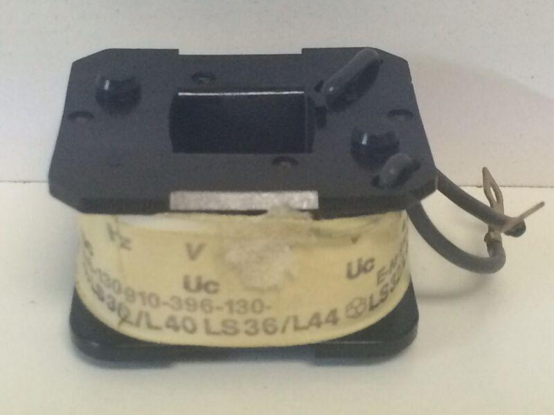 NEW OLD STOCK AEG 440/480V CONTACTOR COIL E-NR 910-396-130-26 LS32 LS36 L40 L44