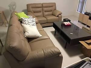Nick Scali Near New Sofa Lounge set Heathwood Brisbane South West Preview