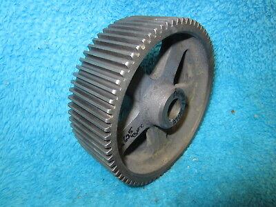 Rare Original Atlas Clausing 4804 12 Metal Lathe Q-530 75 Tooth Thick Gear