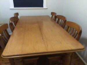 Wanted: Dinning table and chairs