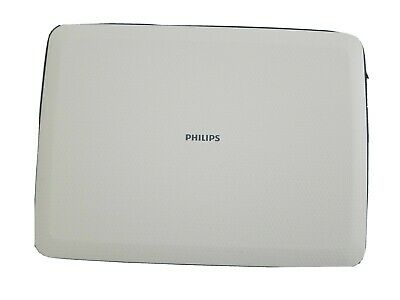 """Philips PD9000/37 9"""" LCD Portable DVD Player - White"""