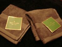 NWT Authentic Kate Spade Grey Street Callie Trifold Wallet $128 in Swthrtpink