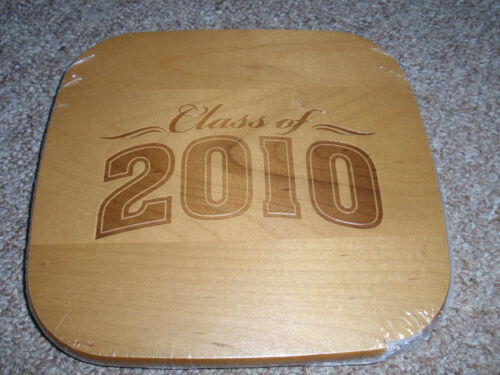 Longaberger Class of 2010 Lid For The Small Berry Basket or Wall Display, NEW!