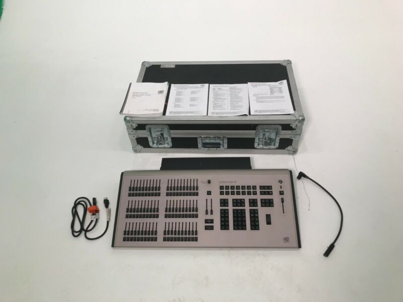 ETC Element 60/500 DMX Stage Lighting Control Console Board