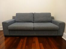 Sofa - High Quality 2.5 Seater with Fabric Protection Nedlands Nedlands Area Preview