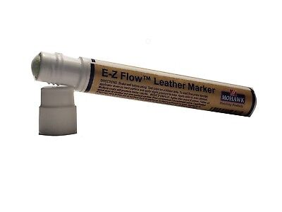 Mohawk EZ Flow Omni Black Leather Marker            Easy leather touch ups