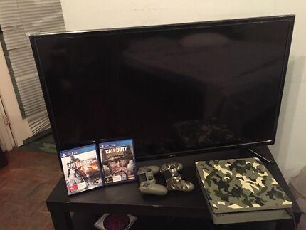 """!!!!!Tv soniq 40"""" PS4 special edit!!!!!!"""