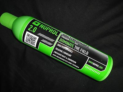 NUPROL 2.0 Premium Green Gas - 300G Can - Airsoft - High Performance