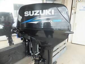 2016 SUZUKI 30 HP L/
