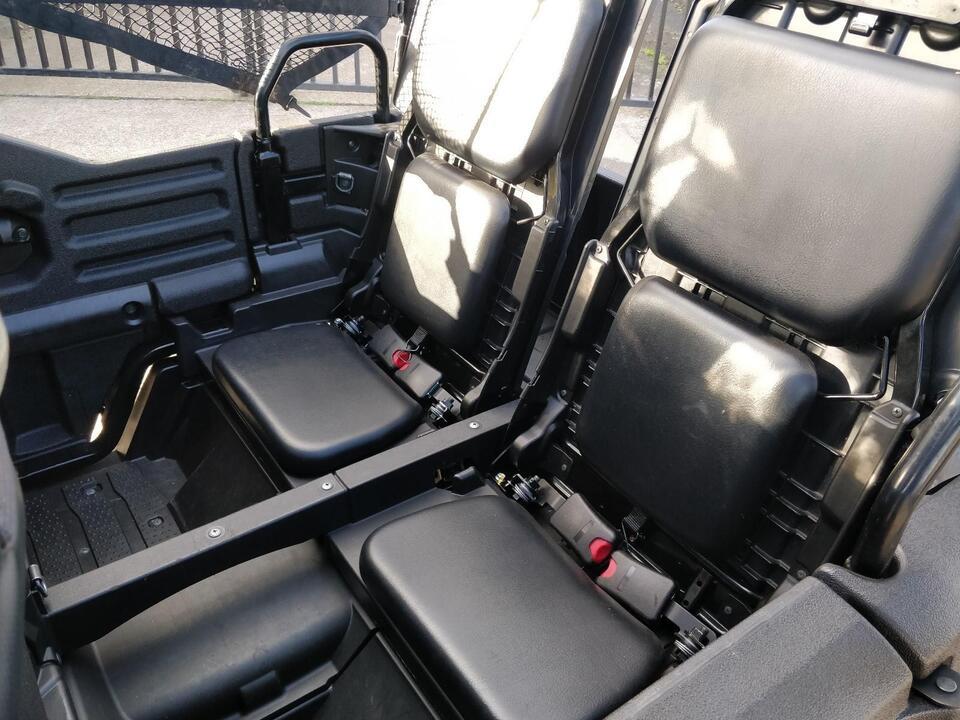 EX-DEMO HONDA PIONEER SXS700 4 4 x SEATER UTV ATV SIDE X SIDE FARM HUNTING