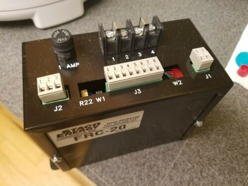Staco Energy, FRC-20 Variable Transformer Controller, NSN 5950-00-739-7835 (NEW)