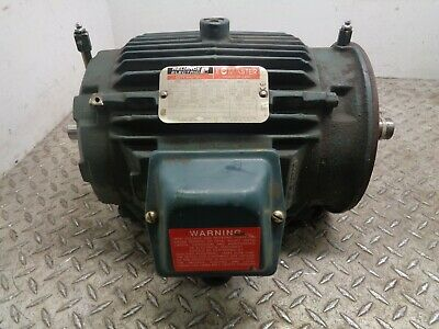Reliance Double-shaft Motor P18g3882a - 3hp - 230460v - 7.83.9a - 1755rpm