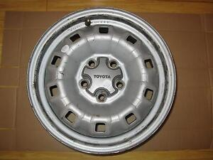 TOYOTA Camry Steel 14 inch wheel rim,14 x 5.5 inch, 5 stud,silver Ridgehaven Tea Tree Gully Area Preview