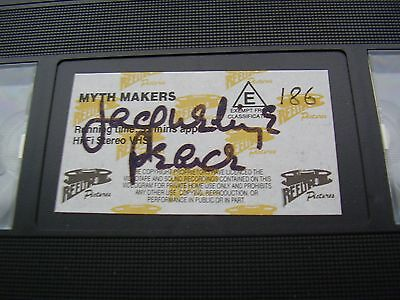 BLAKES 7 SPECIAL CASSETTES ONE SIGNED / ONE SPECIAL FAN CLUB  £19.99 POST FREEUK