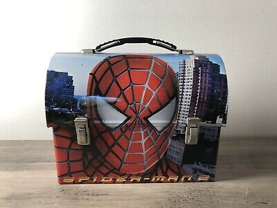 The Amazing Spider-man 2 tin lunch box