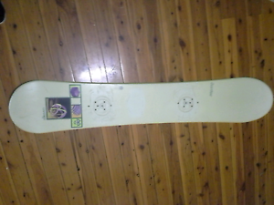 Snowboard BURTON Charger fifty Caringbah Sutherland Area Preview