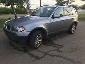 Mint condition BMW X3