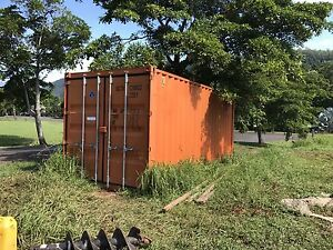 Shipping Container Redlynch Cairns City Preview