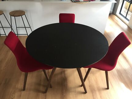 Dining Table Plus 3 Chairs