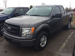 2012 Ford F-150 STX SuperCab 4WD