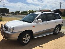 2000 Hyundai Santa Fe Wagon Joondalup Joondalup Area Preview