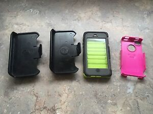 iPhone cases and accessories