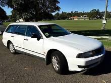 1999 Mitsubishi Magna Wagon Sydney Region Preview
