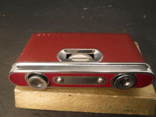 Stellar Collapsible Mini Binoculars Opera Sports Glasses Original Box Collectibl