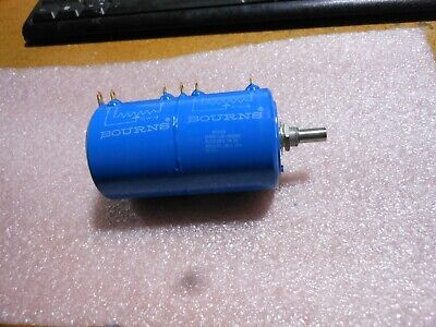 Bourns Variable Resistor Part 3400s-135-502502 Nsn 5905-01-208-1181