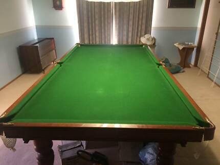 billiard table Berwick Casey Area Preview
