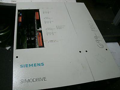 Siemens Simodrive 6sc6101-2b-z 6sc 6101 2b Z A20n11v12g20x01 Used