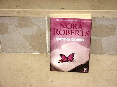 J'AI LU N° 5053 - Question de choix - Nora Roberts - 07/2014