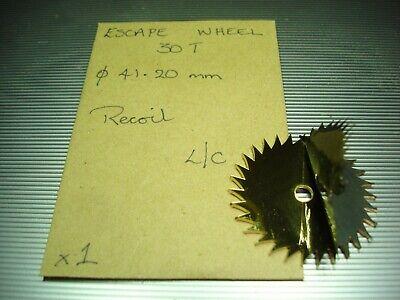 Longcase Escape Wheel.