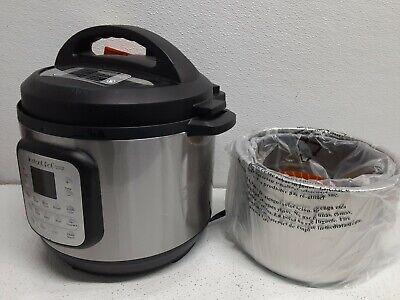Instant Pot Duo Crisp Pressure Cooker 11 In 1 With Air Fryer 8 Qt.