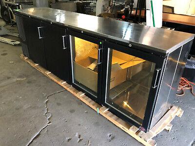 Perlick Bs108 Four Door Back Bar Cooler