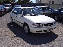 2000 Toyota Corolla Hatchback BEAUTY Rosewater Port Adelaide Area Preview