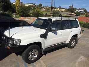 Nissan Patrol GU ST Turbo Diesel Seacombe Heights Marion Area Preview