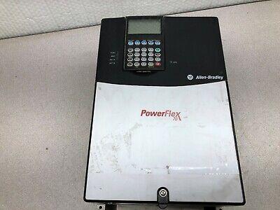 Used Powerflex 70 15 Hp 240 Vac 3 Ph 0-400 Hz Frequency Drive 20a B 042 A3 Aynan