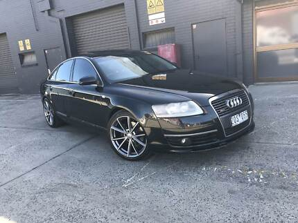 2006 Audi A6 S-Line Quattro Turbo Diesel V6 LEATHER SUNROOF +MORE