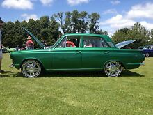 Mk1 cortina/escort/Capri  rims/wheels/show Old Noarlunga Morphett Vale Area Preview