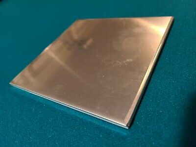 .250. 14 Aluminum Sheet Plate. 8 X 12.  Flat Stock. 1 Pc