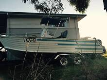 21ft Ally craft Centre consule ultimate fishing rig Yeppoon Yeppoon Area Preview