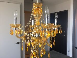 Urban Barn Chandelier