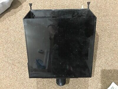 """CPR RSS05DX Deluxe Internal Overflow Box with Back Plate 6.375/"""" x 2.625/"""" x 3.62"""