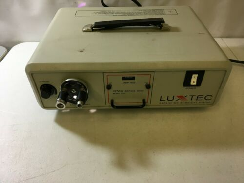 Luxtec 9300T Super Charged Xenon Series 9000 Light Source